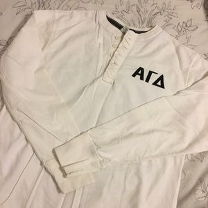 Tops - Sorority spirit jersey-style top